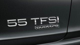 Nová označení Audi 4