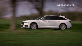 Recenze luxusního manažerského kombi Audi A6 Avant 40 TDI S tronic