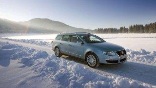 Volkswagen Passat Variant (B6) 4MOTION