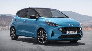 Hyundai začal prodávat novou generaci i10. Pětidveřový vůz s klimatizací a rádiem stojí 230 tisíc