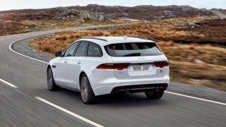 Jaguar má nový kombík. Stylový XF Sportbrake