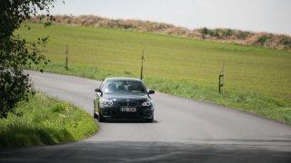 BMW 530i E60 jízda 2