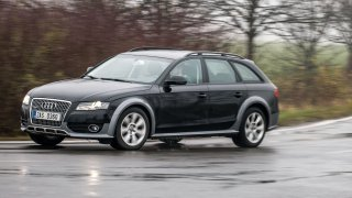 Ojeté Audi A4 Allroad. Mamutí překvapení!