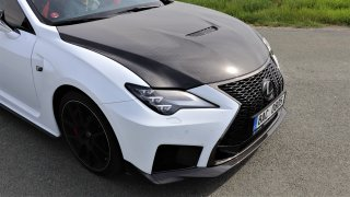 Lexus RC-F Track Edition