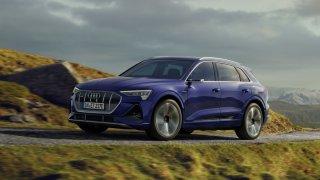 Audi vylepšilo svůj elektrický e-tron. Nyní dojede na jedno nabití z Prahy až do Žiliny