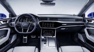 Audi A7 Sportback interiér