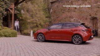 Test nové Toyoty Corolla Hatchback Hybrid