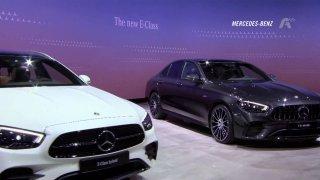 Co mělo být v Ženevě 2020 - Mercedes Benz
