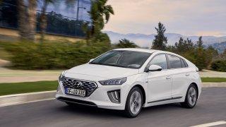 Hyundai Ioniq Plug-in 2019