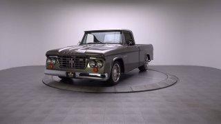 Parádně opravený pickup ze 60. let - Obrázek 1