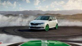 Škoda Fabia Edition R5