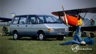 Retro: Renault Espace – průkopník