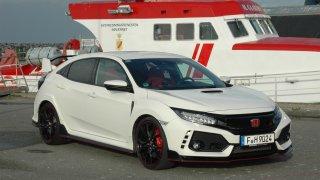Honda Civic Type R exterier 3