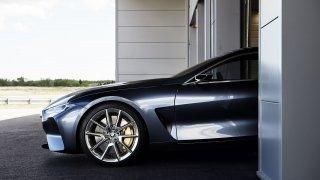 BMW Concept řady 8 3