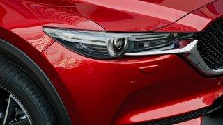 Mazda CX-5 detail  1