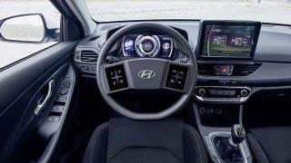Hyundai - virtuální přístrojová deska 1