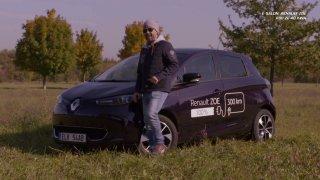 Recenze elektromobilu Renault Zoe