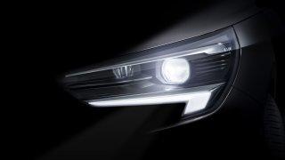 Opel Corsa dostane inteligentní LED světlomety