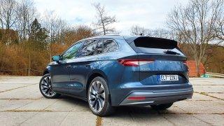 Změřili jsme Škodu Eynaq, patří k nejpraktičtějším elektromobilům na trhu. Někde ale na soupeře nemá