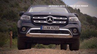 Recenze pickupu Mercedes S 250d AT 4Matic Power (repríza)