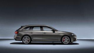 Audi A4 Avant 2019 11