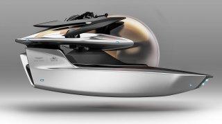 Po jachtě postaví Aston Martin také luxusní ponorku