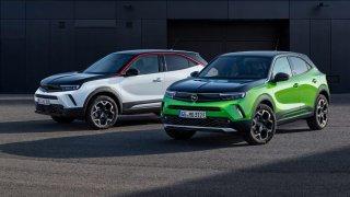 Nový Opel Mokka nabídne tří druhy pohonu i novou tvář značky. Nejprve se představí elektromobil