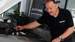 Rozšířená realita v autoservisu Lexus
