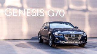 Genesis G70 3