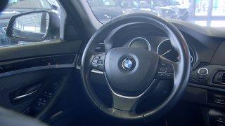 Luxus a rychlost! Test ojetého BMW 5 4