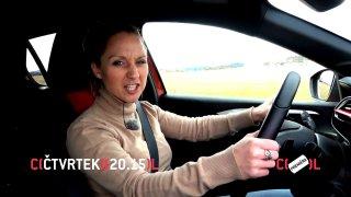 Čtvrteční Autosalon otestuje auta, která by neměla udělat vítr v peněžence