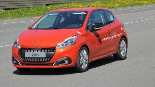 Rekordní spotřeba: Peugeot 208 jel za dva litry na 100 km