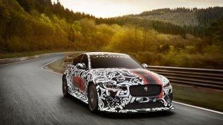 Nejrychlejší Jaguar, tajemný Project 8 3