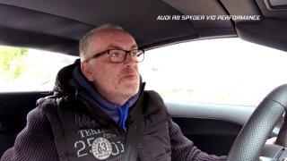 Recenze Audi R8 Spyder V10 Performance