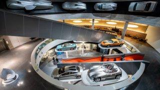 Mercedes-Benz Muzeum