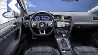 Volkswagen Golf GTE 2017 4