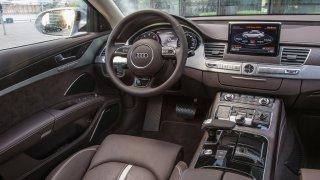Audi A8 třetí generace 1