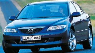 Mazda 6 (2002-07)