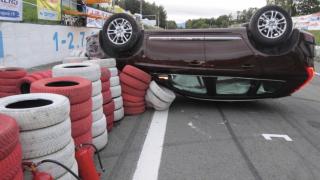 Volvo XC60 nehoda 2