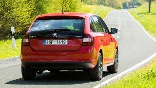 Škoda Rapid po faceliftu lépe vypadá i jezdí 6