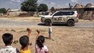 Fotr na tripu v Iráku