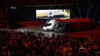 Tesla Semi 2