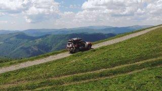 Fotr na tripu - televizní cestopis, 4. díl, Kyrgyzstán