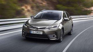 Nejprodávanějším autem na světě je i letos Toyota Corolla