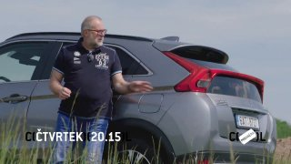 Ve čtvrtečním Autosalonu budeme testovat VW Passat, Subaru Outback i Mitsubishi Eclipse Cross