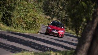 SEAT Ibiza FR 1.0 TSI jízda 2