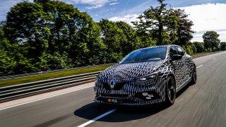 Renault Mégane R.S. odkrývá své tvary 3