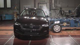 Škoda Kamiq si z crash testu odnesla pět hvězdiček. Nejlépe chrání svou posádku