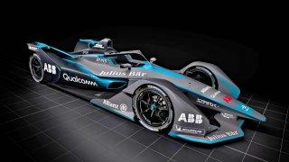 Porsche Formule E