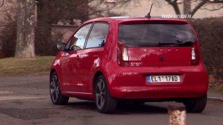 Test elektromobilu Škoda Citigo e iV